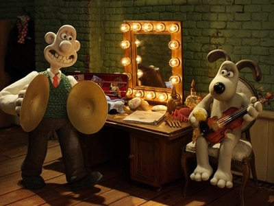 Wallace and Gromit screening with live orchestra coming to Birmingham