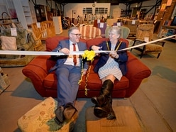 Huge furniture warehouse opens in Wolverhampton to help support Beacon
