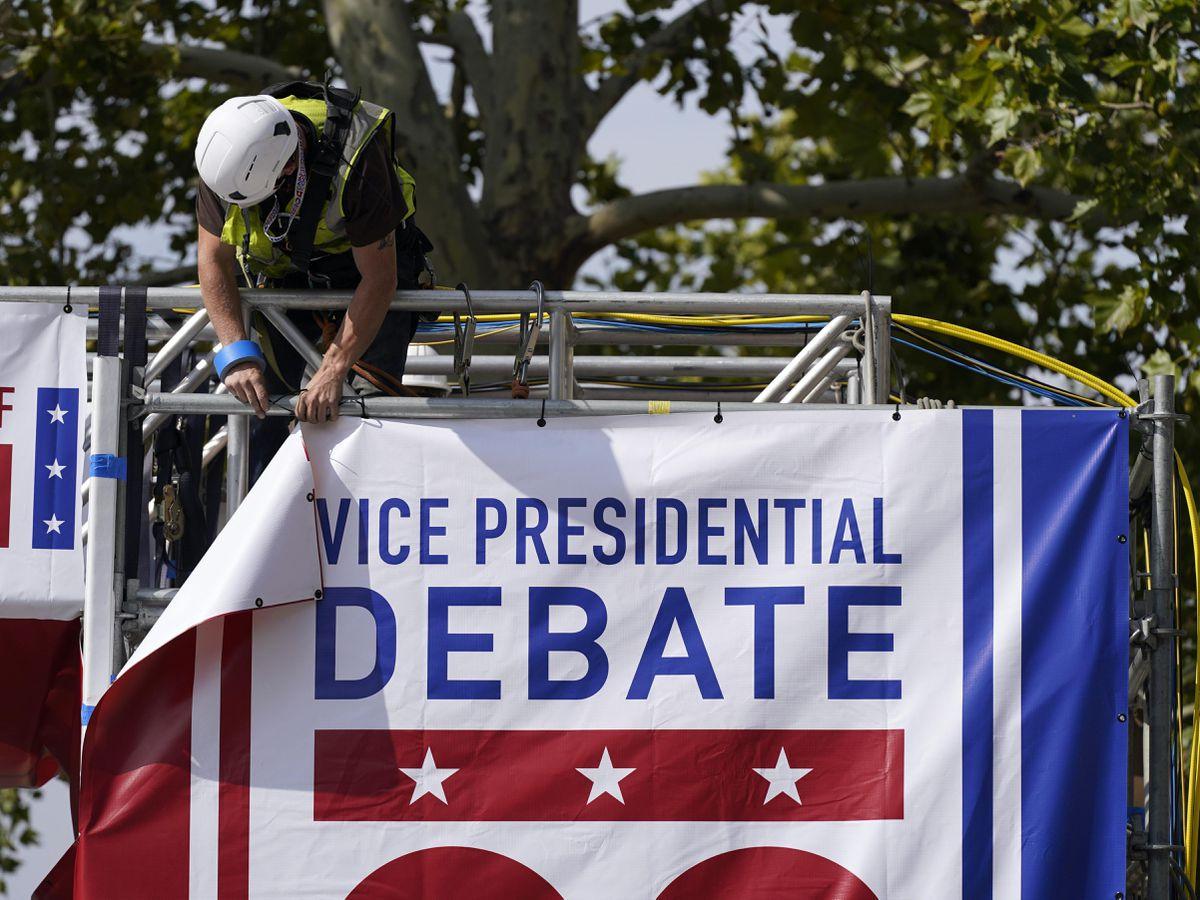 Biden Says 'We Shouldn't Have The Debate' If Trump Still Has COVID