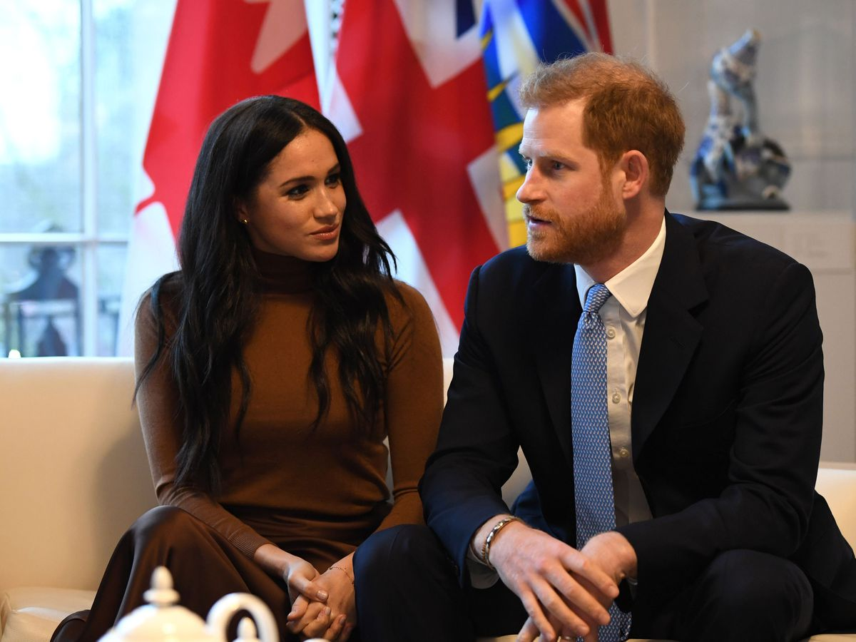 The Duke and Duchess of Sussex's friend Tom Bradby has said Harry has been left 'heartbroken by the situation with his family' after moving to America