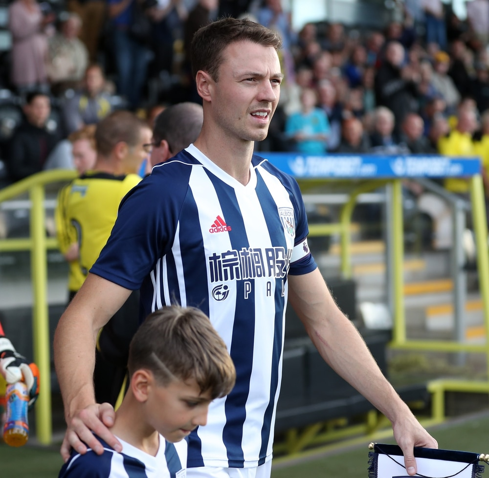 Evans remains loyal to West Brom despite Leicester interest