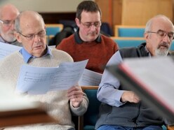 Singing day attracts fresh voices for Shropshire choir
