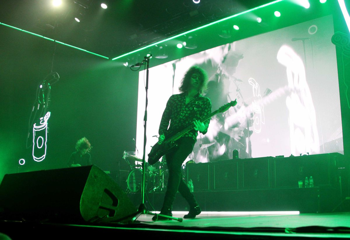 Catfish and The Bottlemen at Arena Birmingham. Pictures by: Andy Shaw