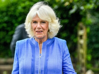 Camilla thanks young carers for doing 'most brilliant job'