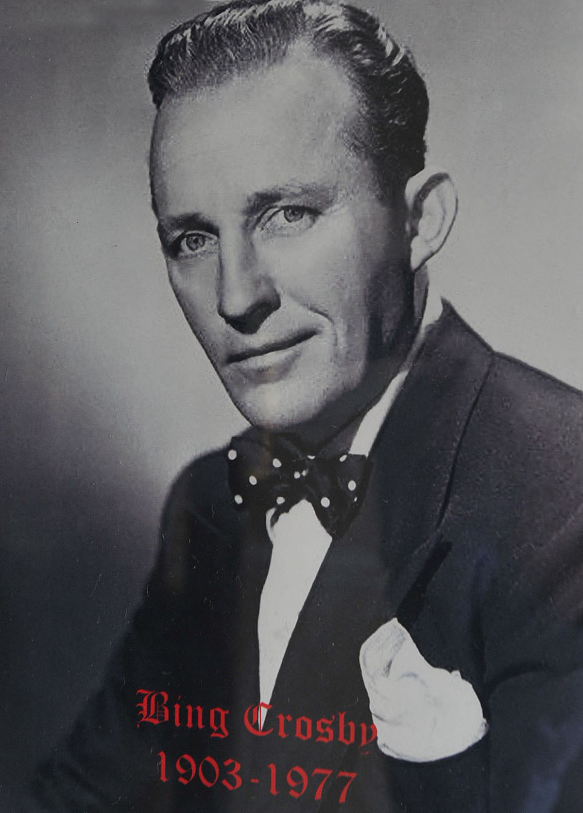 Bing Crosby was also a hotel guest