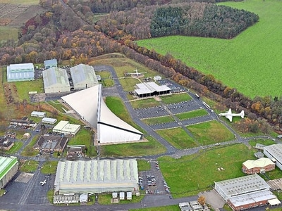 RAF Cosford: Hundreds of jobs to be created at new aviation academy