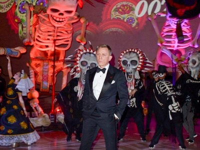 Assistant director injured during making of Bond film settles damages claim