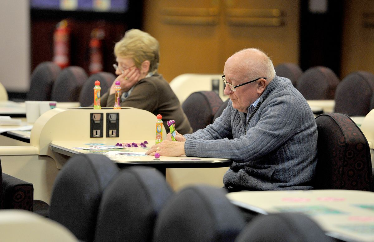 Customers have returned to Mecca Bingo in Wednesbury