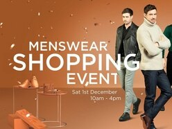 Mailbox is offering exclusive menswear* discounts, plus complimentary grooming treatments, and more this weekend!