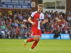 Joe Ironside back for Kidderminster Harriers' FA Cup test