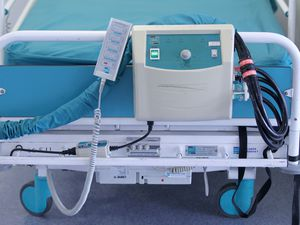 Hospitals are dealing with extreme pressures during the pandemic