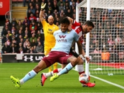 Southampton 2 Aston Villa 0 - Report and pictures