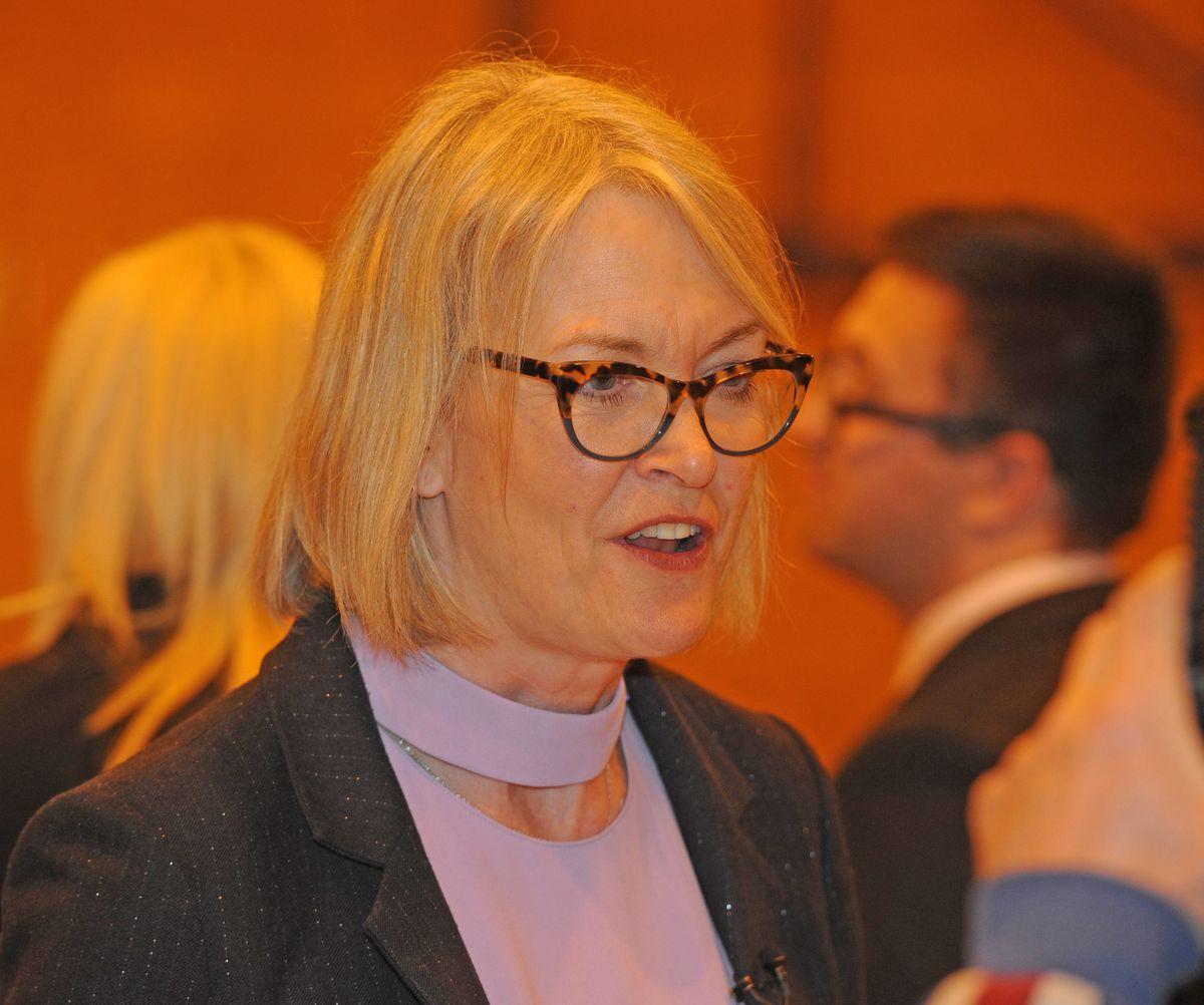 Stourbridge MP Margot James has had the Tory whip restored by Boris Johnson