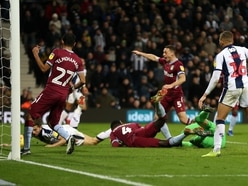 West Brom 2 Aston Villa 2 - Report and pictures