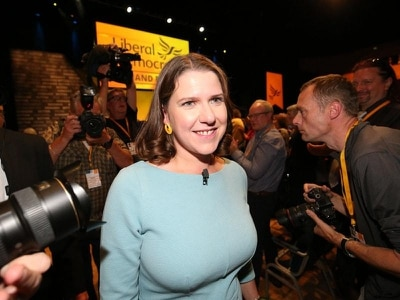 Everything that was missing from Jo Swinson's Lib Dem conference speech