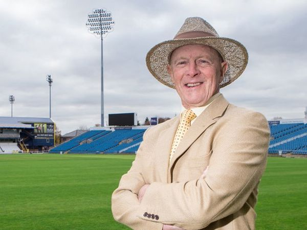 Sir Geoffrey Boycott is appearing at the Lichfield Garrick on Friday, October 29.