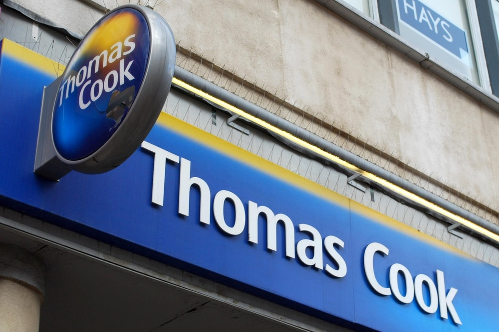 Thomas Cook plans to close 50 United Kingdom stores as online sales grow