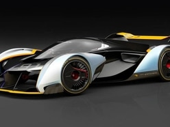 McLaren gives a glimpse of the future with Ultimate Vision Gran Turismo