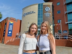 Excitement and nervousness for students as they return to Wolverhampton campus