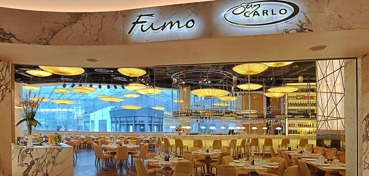 Fumo has replaced The Balcony Bar on the top floor of Selfridges