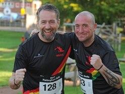 Hundreds race in Bell's Run