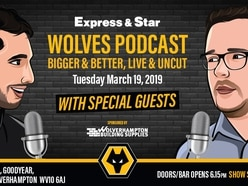 E&S Wolves podcast LIVE back on tour - Buy tickets here!