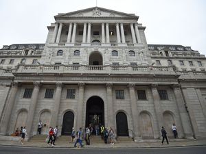 Bank of England stock