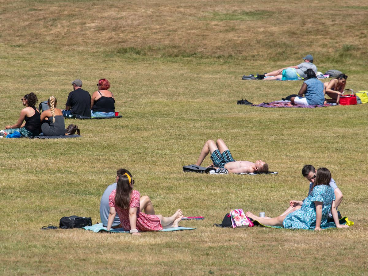 Record-high March temperatures forecast as lockdown eases