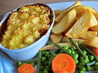 Food review: The Holly Bush Inn, Salt
