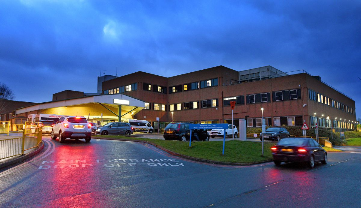 Theo Clarke says she will bid to have A&E reopen 24/7 at Stafford County Hospital