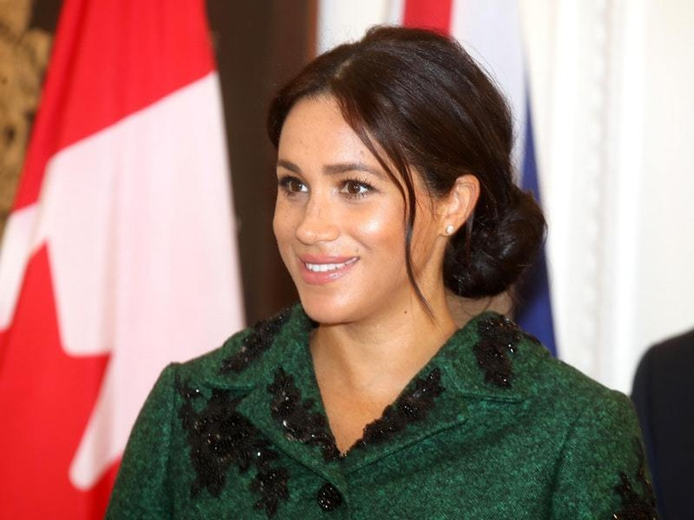 Meghan Markle Received Another Honor From Queen Elizabeth On International Women's Day