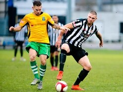 Stafford Rangers 1 Marine 4 - Report and pictures