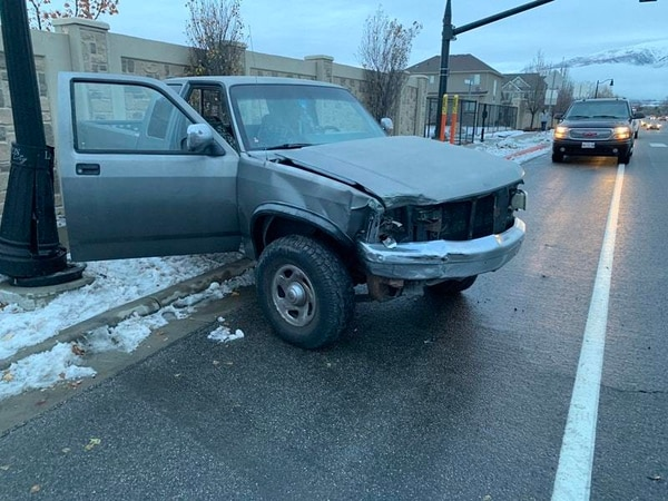 Teen crashes after driving car blindfolded in 'Bird Box' challenge