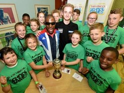 PICTURES: Black Country School Games honour Tunisia victim Joel Richards