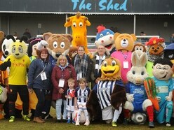 Mascots, legends and players join West Brom fun day for Richard Eades - GALLERY