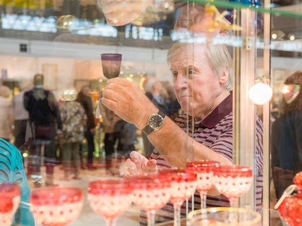 WIN: Tickets to Art and Antiques for Everyone Summer Fair in Birmingham and a copy of Miller's Collectables Handbook and Price Guide 2019 to 2020