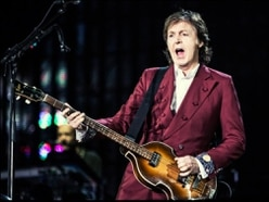 Sir Paul backs moves to save live music