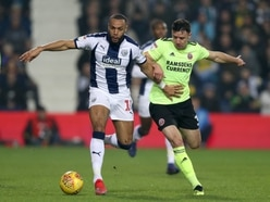 West Brom boost as Matt Phillips fit to face Ipswich