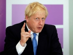 Johnson heads to Europe for talks with Merkel and Macron