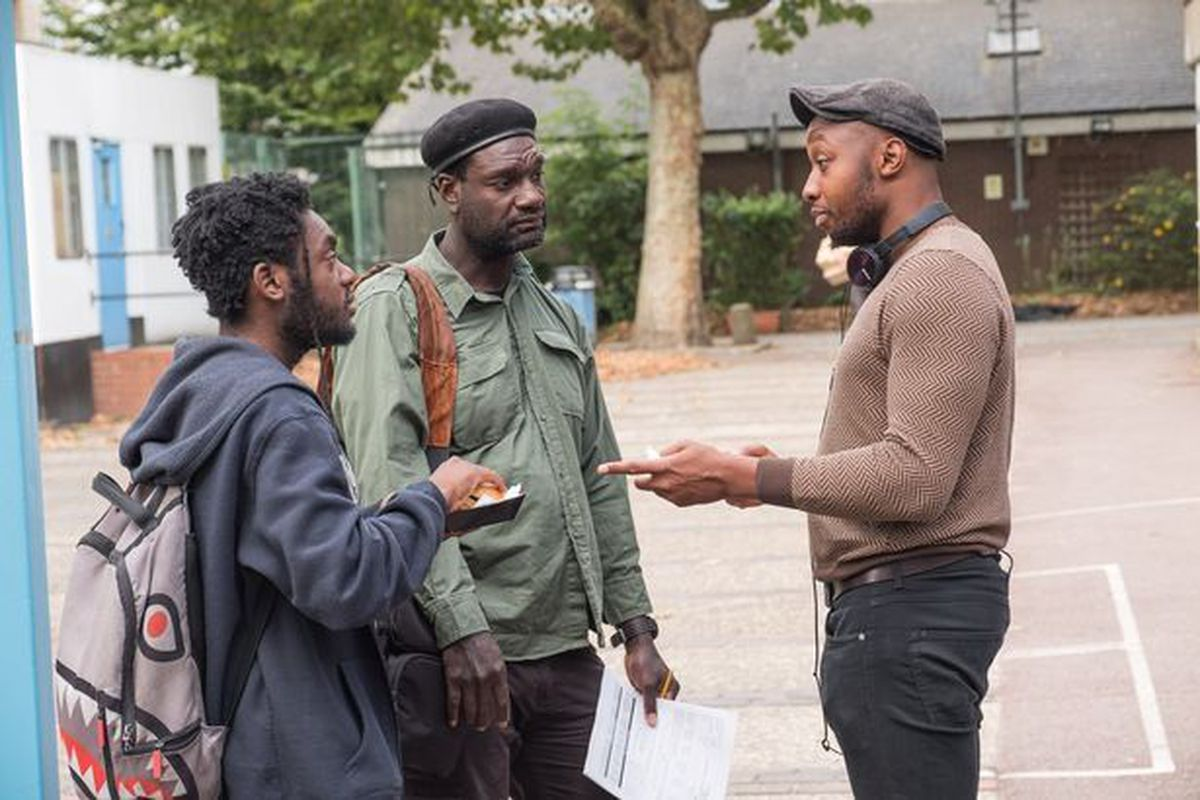 The Last Tree is a BFI National Lottery funded film about a Nigerian boy adjusting to life in London
