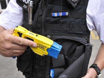 Chief constable vows to issue Tasers to all his frontline officers
