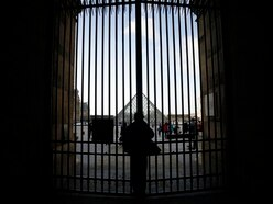Louvre closed amid strikes over pension plans in Paris