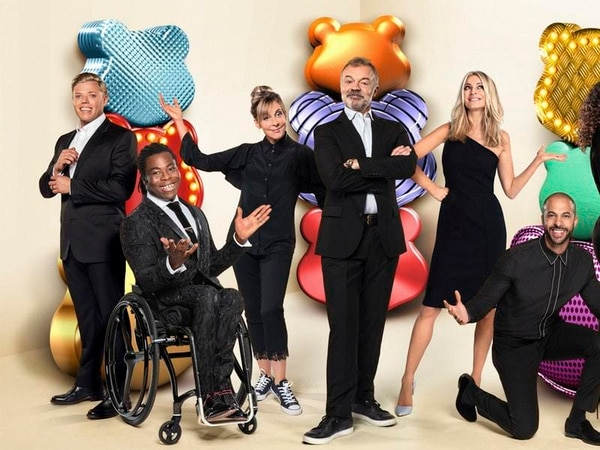 Stand-up star Rob Beckett joins Children In Need presenting line-up