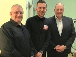 World snooker champion Mark Selby is a hit in Stourbridge