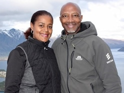 Julia Regis to walk Great Wall of China in memory of husband Cyrille