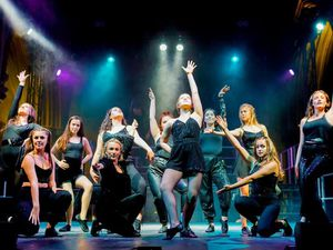 LMYT members get the opportunity to perform on stage in shows with professional values.