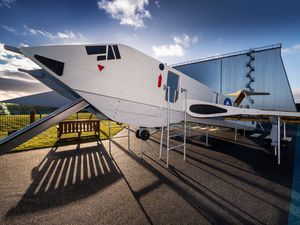 The playground. Photo: RAF Museum