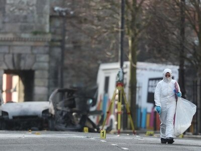 Fifth arrest in Londonderry car bomb blast investigation