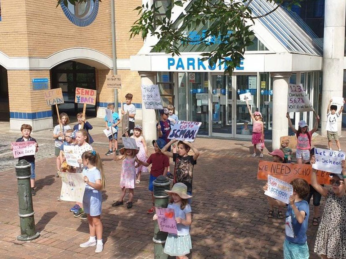 Schools reopening plans