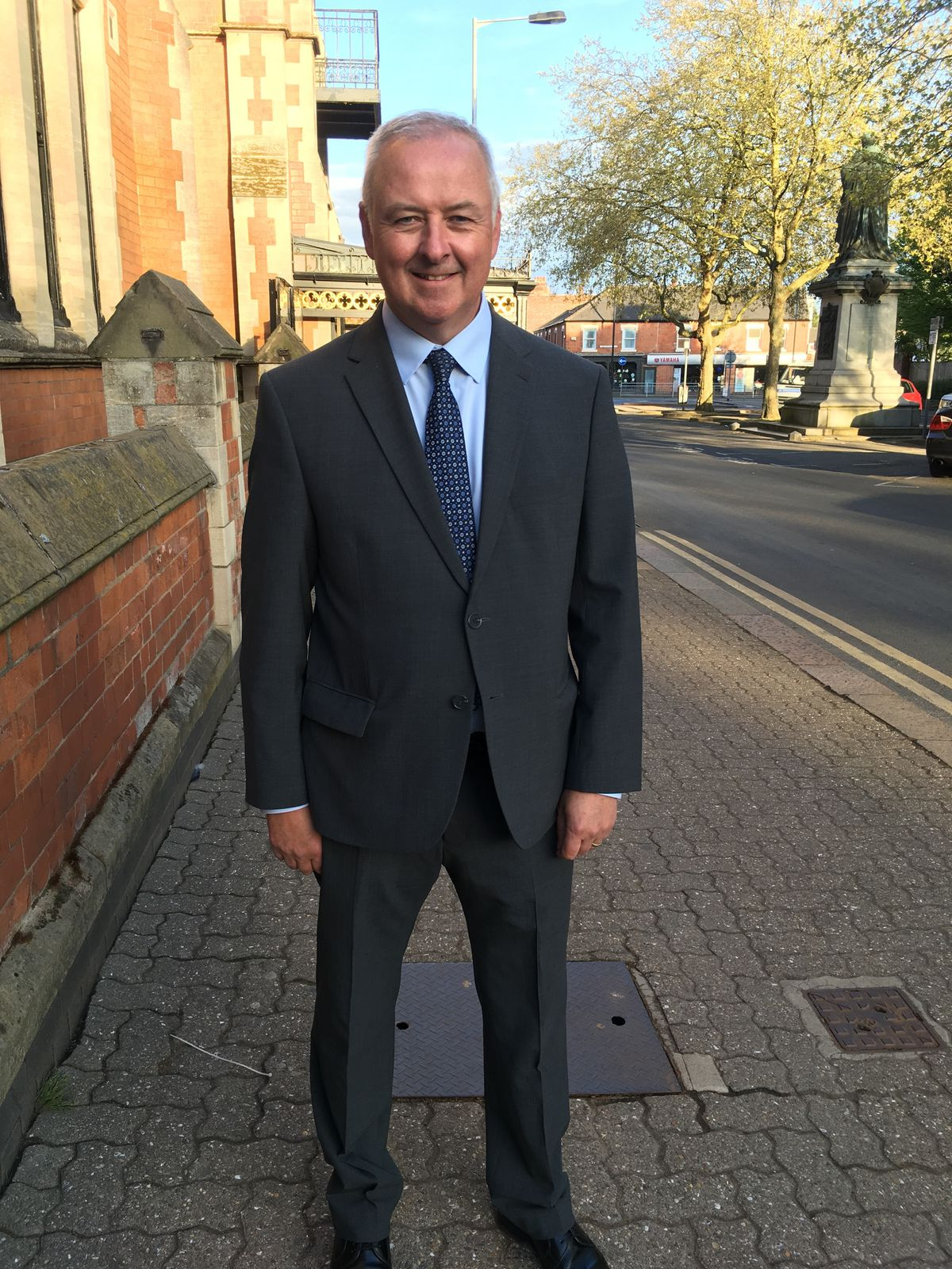 Ben Adams, Staffordshire's Police, Fire and Crime Commissioner